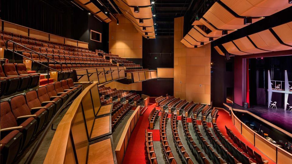 aragon interior theater